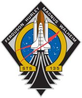 STS-135 Patch by GeneralTate