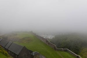 Fog overwhelms by sequential