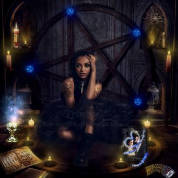 I Bind Thee.... Love me for Eternity! by Trinity-Realm
