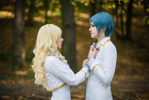 Strawberry Panic: One love, Two Hearts by anna-wind-cosplay