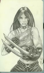 X-23 by Esoteric-Ink