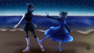 _Secret Santa_ Night Dance for TheGreatSix by Senpai-Hero