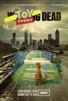 The Walking dead Influenced by Toy Story V1