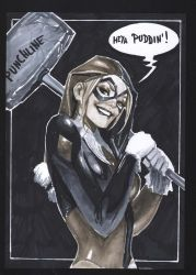 heya puddin!- in copics by nebezial
