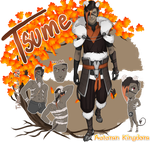 P-S :: Tsume Application by stardustwolfe