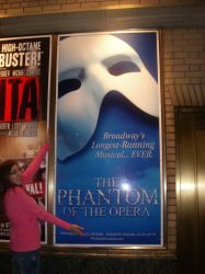 NYC- Phantom Of The Opera by Kabuki-Sohma