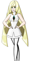 Lusamine by PerryWhite