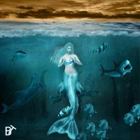 Mermaid by Brain-Twinge