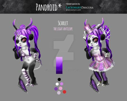 Custom Pandroid (for siciology) by LacrimareObscura