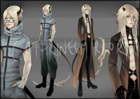 Adopt auction (CLOSED) Twins by cathrine6mirror