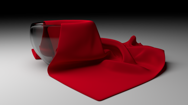 Blender (Glass Bowl and cloth) by AwesomePal