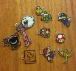 Mariocharms by gunslingergal