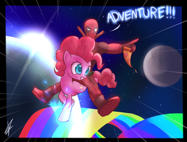 Request Run 15 - The Legendary Duo by Mister-Markers