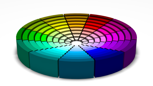 Colour Wheel by Cogythea