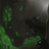 The changeling Hive 4 : Nest by Keilink