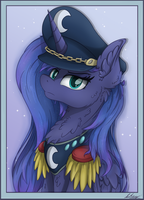 Luna (Portrait) by Check3256