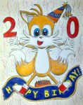 HAPPY BIRTHDAY TAILS! by tails4evr