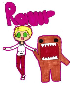 niall and domo by xxemo-horsey19xx