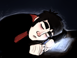 tuckered out by kleinste