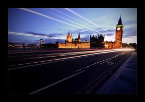 Big Ben Traffic by tyt2000