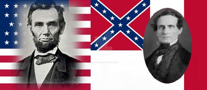 1861-1865 DIVIDED WE STAND by StephenBarlow