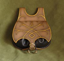 Elven small bag 2 by Fantasy-Craft