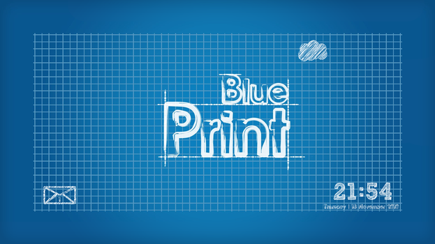 :WIP: Blueprint Rainmeter by hello-123456