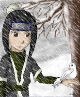 A Boy as Pure as the Snow by pdutogepi