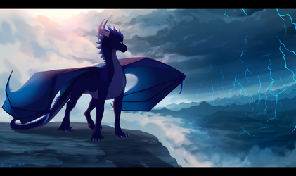 Call of the Storm by Skaynoodle