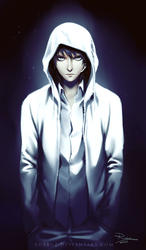 Death Note - Justice Will Rise Again by Robbuz