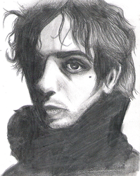 Syd Barrett by electricsorbet