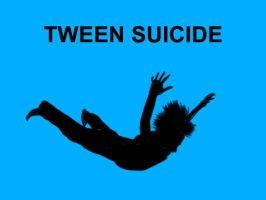 TWEEN SUICIDE by OneMinutes