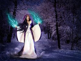 The Sorceress by Niarbon