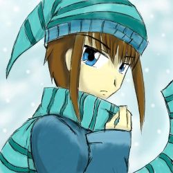 Flit- cold winter day by HavingMercy