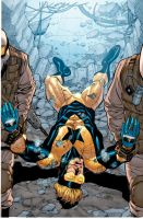 Booster Gold 41 cvr by DustinYee