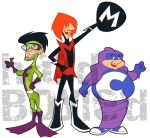 Hanna-Barbera Redux: The Impossibles by joeboylenyc