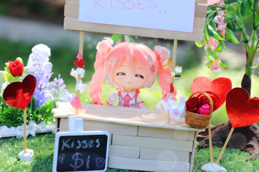 Wrapping up the Kissing Booth ~ by Awesomealexis1