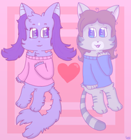 Sweater Sweethearts by Lexiington