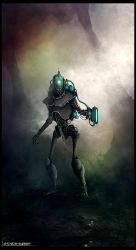 222 Combat Droid by artificialdesign