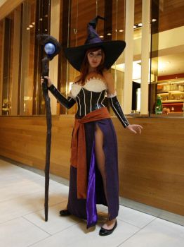 Sorceress DragonCon 2013 by thesuper