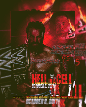 Wweposter explore wweposter on deviantart - Night of champions 2010 match card ...