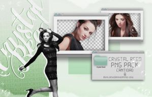 Crystal Reed Png Pack by valeryscolors