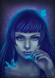 Sweet Butterfly by Anhyra