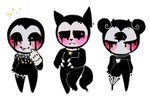 [BATIM]  .:TOON ADOPTS:.  2|3 OPEN (reduced price) by TheFroggyQueen