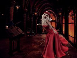 The Red Room by xBlondinchenx2009