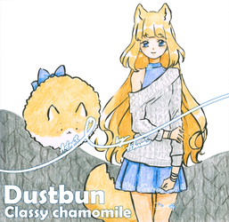 [Auction adoptable] Classy chamomile [CLOSED] by tshuki