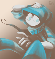 Palette Challenge - ST1X by spookydoom