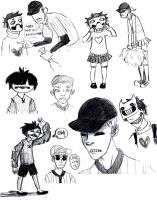Traditional OFF Stuff Dump by AnythingPrince