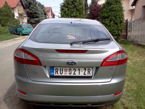 Ford Mondeo 3 by kanodoom