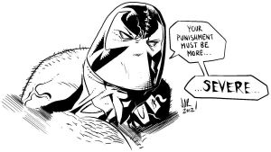 Warmup Sketch: BANE by jonathan-rector